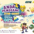 ktm i card and bangi wonderland promo