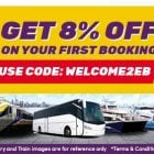 bus train ferry discount