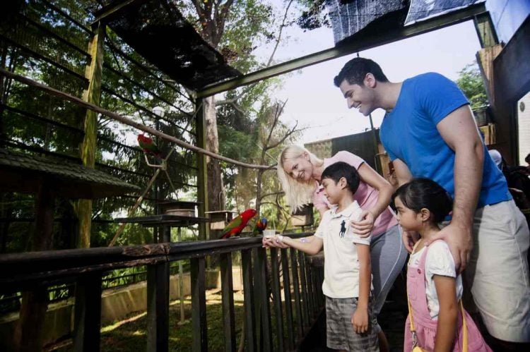 kl bird park discount ticket and promo
