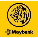 maybank credit and debit card travel deals logo