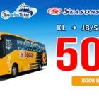 bus ticket online kl jb spore promo