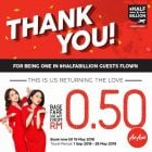 airasia promo half a billion sale