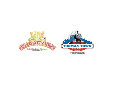 hello kitty and thomas town malaysia promo
