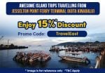 jesselton ferry easybook discount and promo code