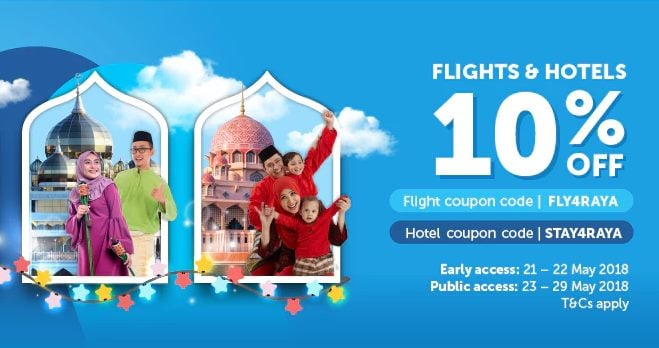 traveloka raya promo