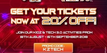 kidzania promo ticket kidz and tech