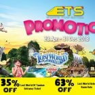 lost world of tambun promo with ktm icard