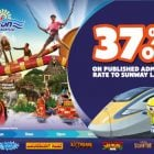 sunway lagoon and ets train promotion