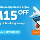 traveloka first flight promo