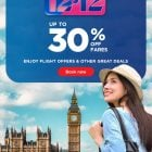 malaysia airlines MAS 1212 cheap ticket promotion
