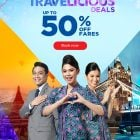 mas travelicious may ticket promotion 2019